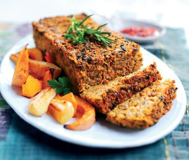 QUORN MINCE AND VEGETABLE LOAF