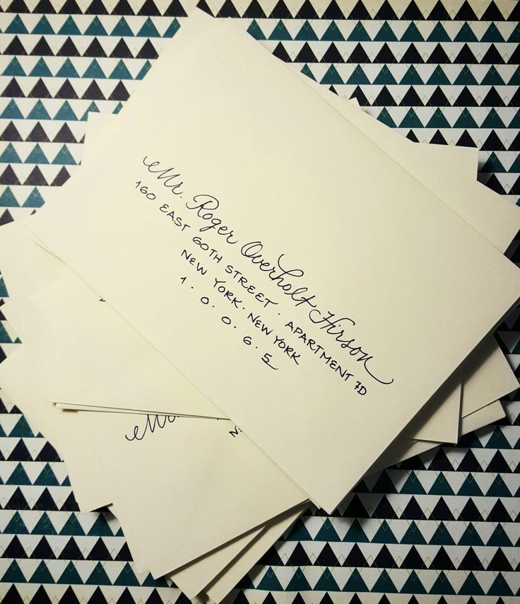 243 Best Images About My Envelopes On Pinterest