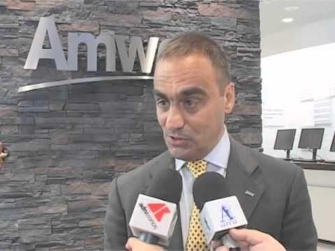 Roma: servizio TV sull'opening del nuovo Centro Amway | Amway Italia NewsRoom