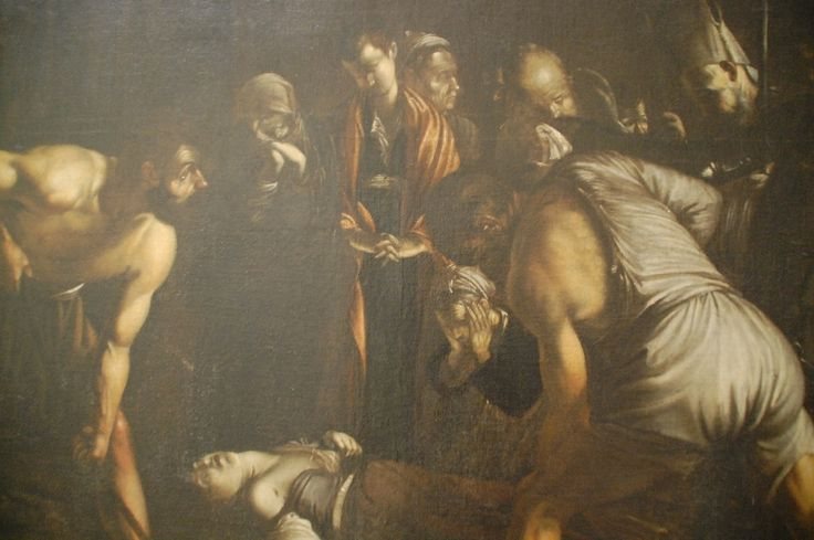 La pittura caravaggesca a Palestrina - Articolo Nove Arte in Cammino