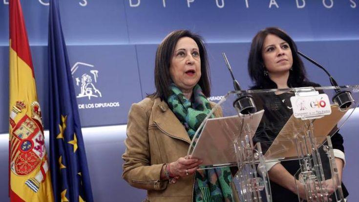 El PSOE recurre al TC los vetos del Gobierno a las iniciativas sociales de la oposición