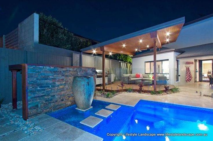 Water Feature by Lifestyle Landscape Design