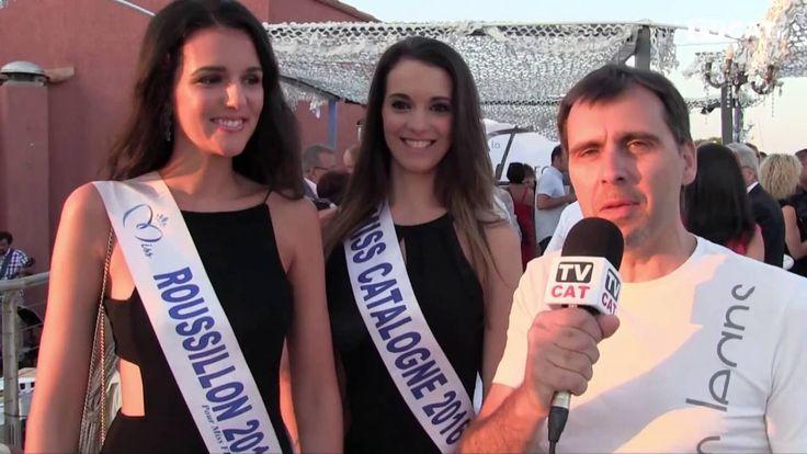 Participe au concours Miss France sur la nouvelle terrasse du Casion Joa de Saint-Cyprien