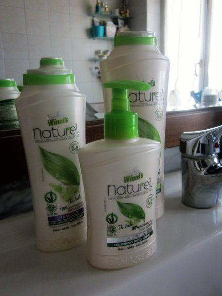 [Recensione] Linea Winni's Naturel: Shampoo, Bagno Schiuma, Sapone Mani