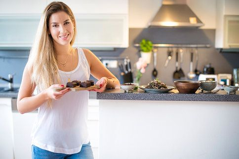 Bára pro vás připravila lehounké menu plné ingrediencí proti jarní únavě