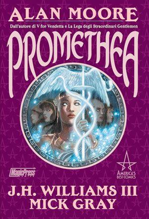 Alan Moore Promethea 2
