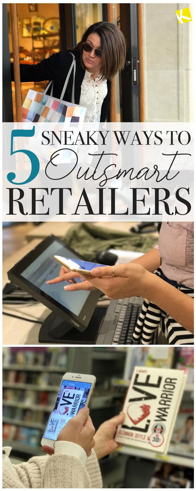 5 Sneaky Ways to Outsmart Retailers (AND SAVE $$!)