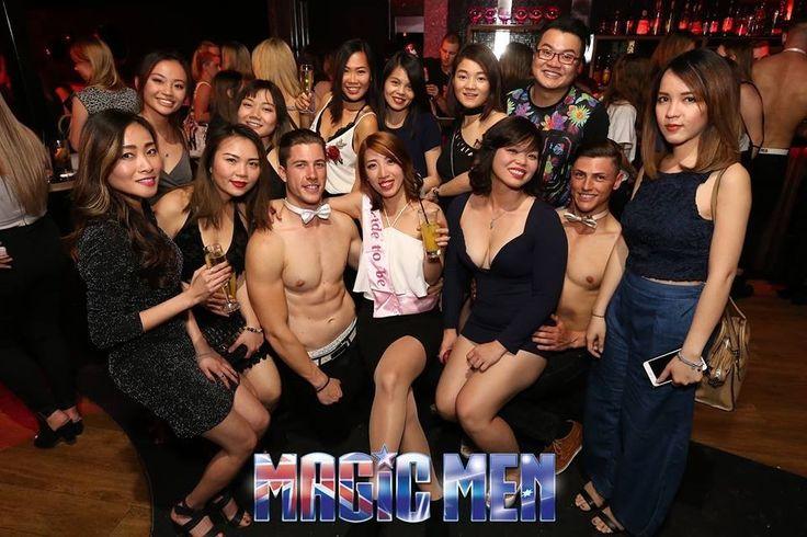 melbourne gay strip clubs