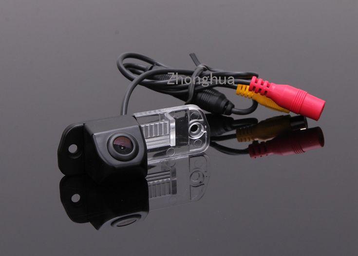HD CCD Car Reverse Camera for Mercede Benz R Series R300 R350 R500 ML350 2012 LED Light Reversing Backup Parking Kit Free Ship