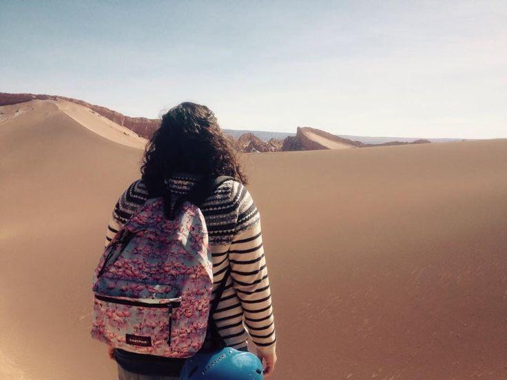 Desierto de Atacama, Valle de la Luna