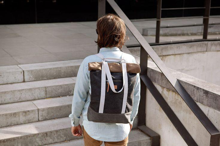 #uconacrobatics #backpack #bag  http://www.urbag.cz/bavlnene-batohy-tasky-ucon-acrobatics/
