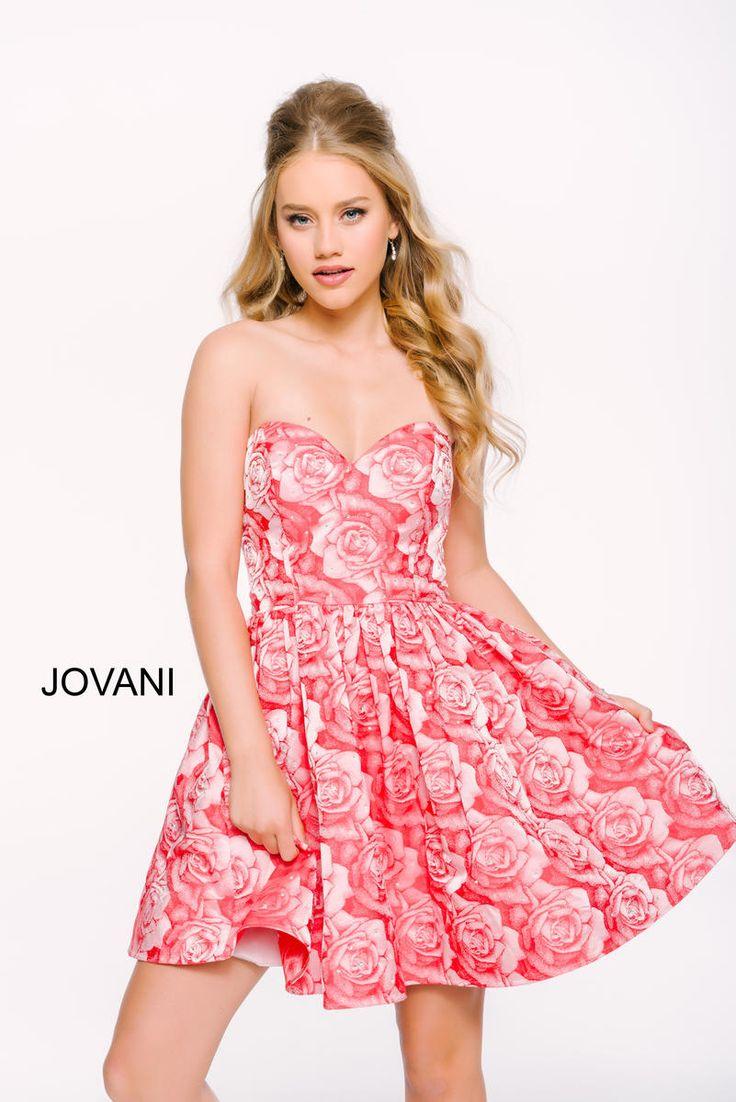 Mejores 70 imágenes de Jovani Fall 2017 en Pinterest   Vestidos del ...