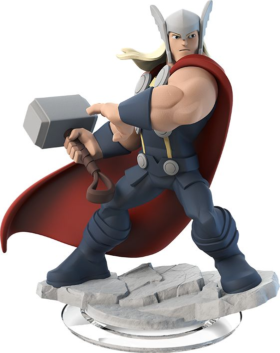 Thor - Disney Infinity gaming system piece