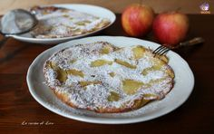 Queste squisite frittatine dolci di mele sono semplici, veloci da preparare e saranno apprezzate da tutta la famiglia. Ottime per una golosa e sana merenda.