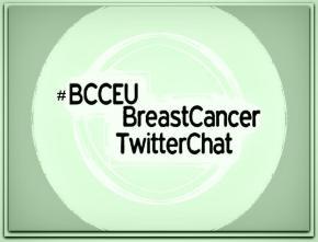 Marie Ennis O'Connor  – ePatiente et bloggeuse Cancer présente #BCCEU à doctors 2.0 en juin 2013 un tweet chat sur le cancer du sein pour les patientes, les soignants, les proches.