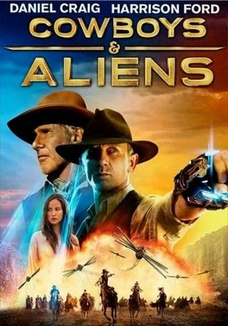 Based on the graphic novel by Scott Mitchell Rosenberg, COWBOYS & ALIENS is set in 1800s Arizona, where the local cowboys, headed by gunslinger Jake Lonergan (Daniel Craig), and the indigenous Apache