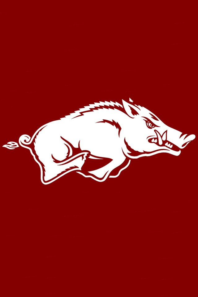 Arkansas Razorbacks iPhone Wallpaper - Arkansas Razorbacks