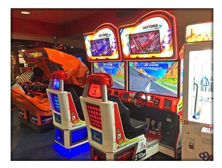 Videogame: il ritorno in sala giochi di Daytona, successo di Sega