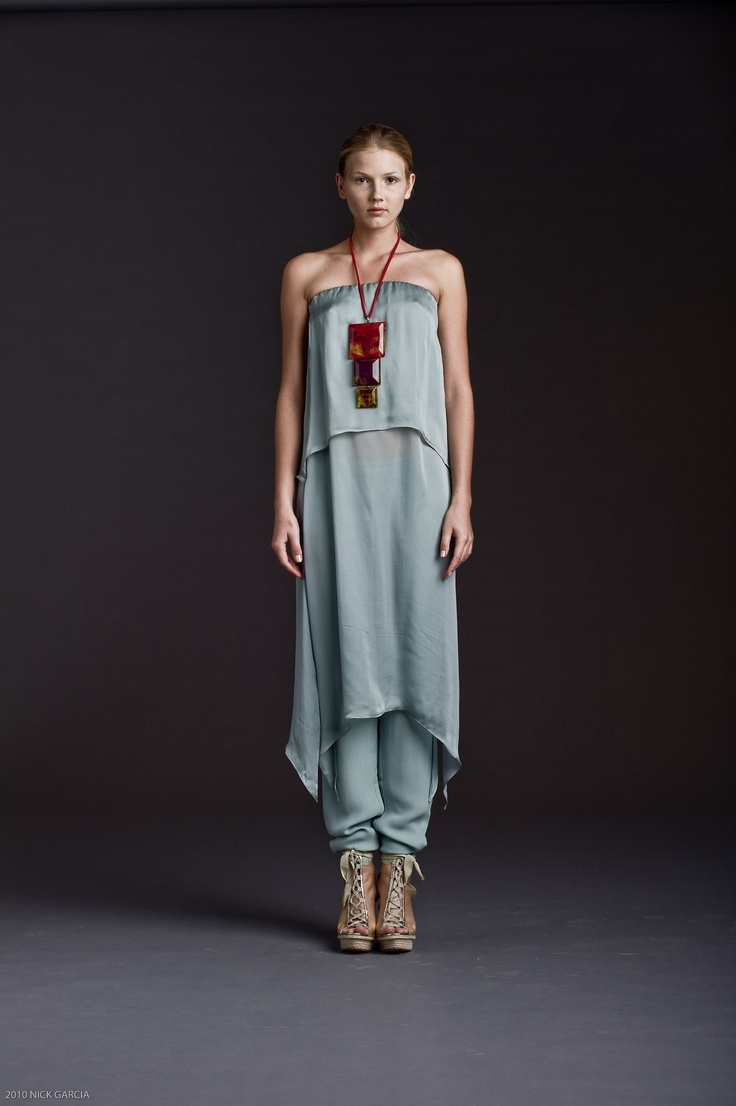 Silvia Tcherassi Spring Summer Collection 2011 #fashion #style