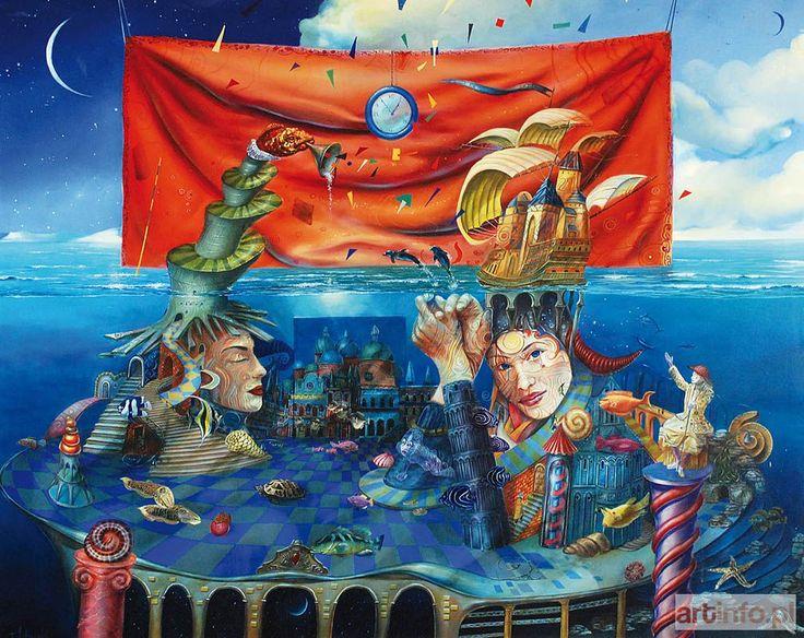 Tomasz SĘTOWSKI ● Królowa mórz, 2006 ●