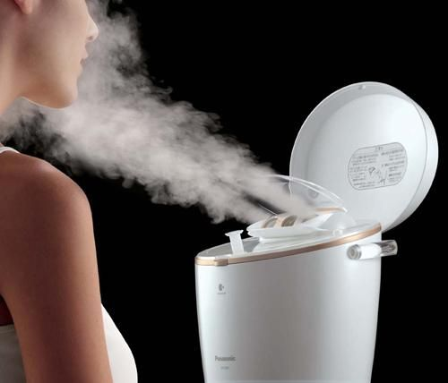 Sort of like a portable sauna for your face, the Panasonic Nano Care Ion Steamer is an expensive step towards skin care nirvana.  The Ion Steamer effectively creates extremely small ion steam particles that will moisturize and penetrate the outer layers of skin.  This is a good thing apparently. Capable of generating 12 mL of [...]