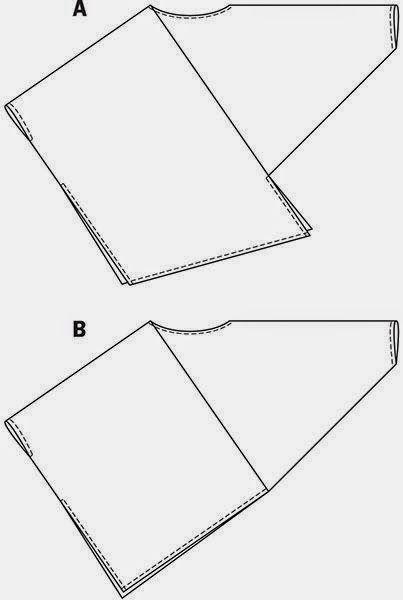 Knitting&Design: Асимметрия и перекошенный крой в вязании спицами.
