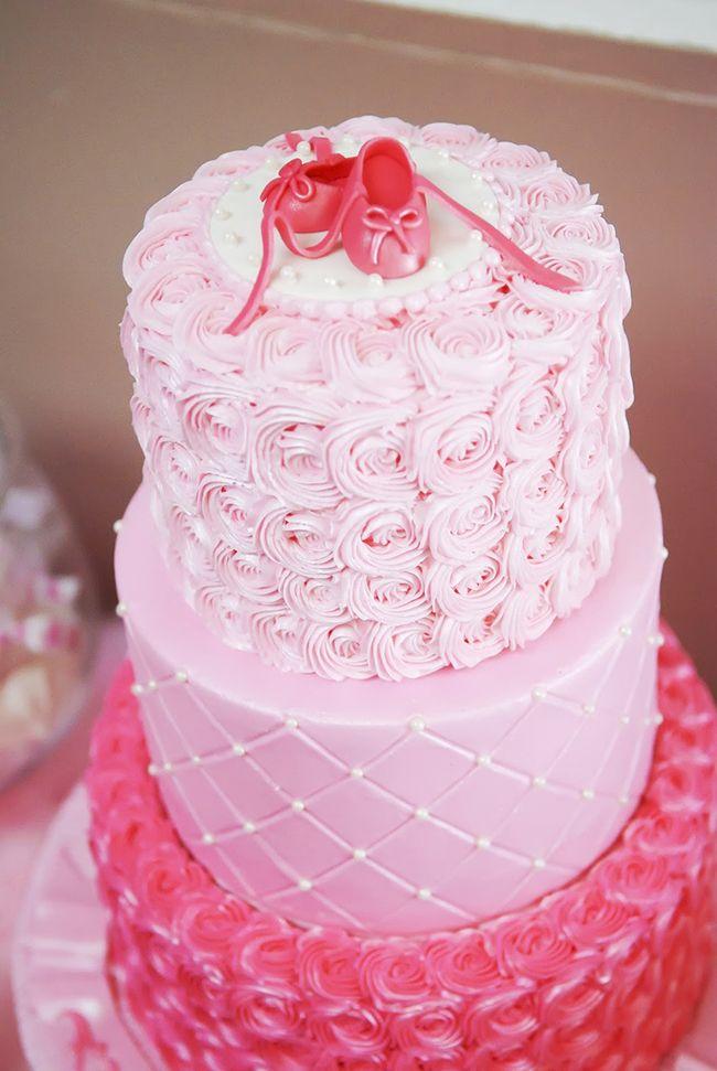 The  Best Ballet Birthday Cakes Ideas On Pinterest Ballet - Ballet birthday cake