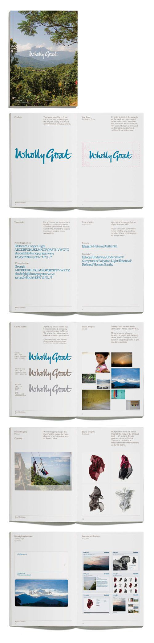 Wholly Goat Brand Guidelines