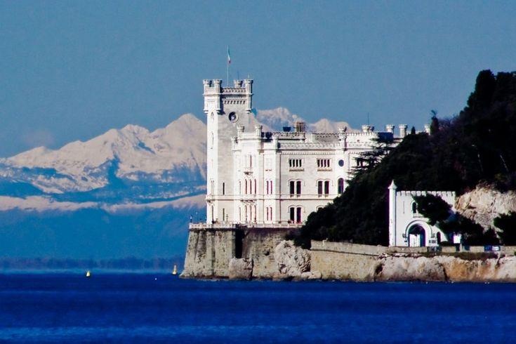 Miramare Castle - Trieste