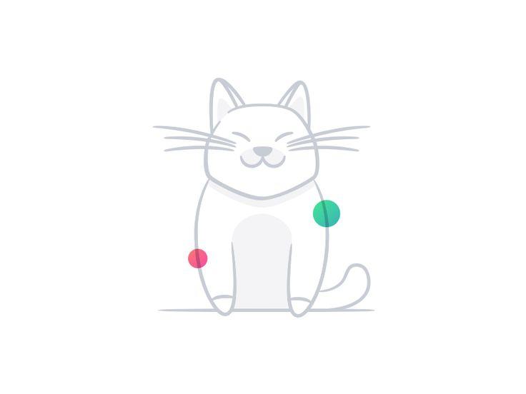 International Cat Day by Martin David