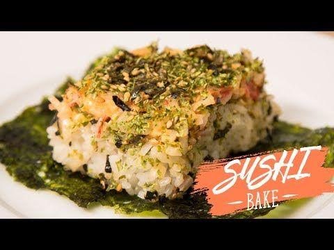 Chagi | Sushi Bake - YouTube