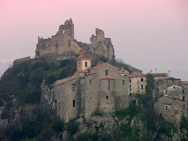 Longobard Castle, Avellino, Italy