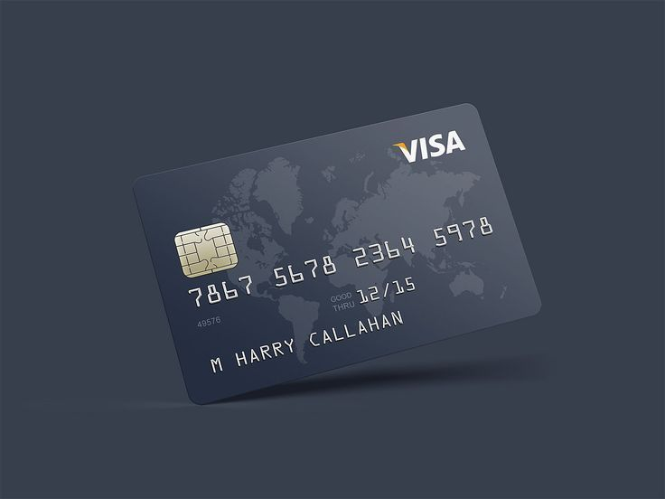 Photorealistic Credit Card Mockup – Free PSD Mockup, Templates & Text Effects – …