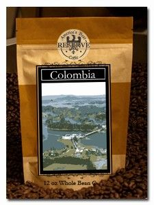 Sweet and smoky describe this great Colombian coffee that has hints of vanilla and caramel with just ever so balanced smoky finish. (12oz)