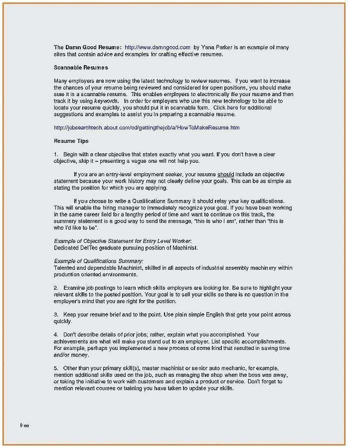 26 Graduate School Resume Objective Statement Examples Cover
