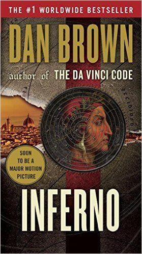Amazon.com: Inferno (Robert Langdon) (9781400079155): Dan Brown: Books