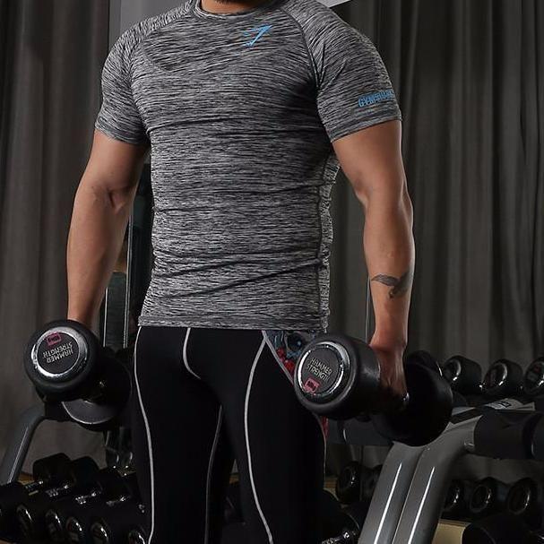 Gray Weightlift Shirt – Beast Killa