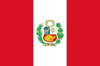 Peru Flag Printables