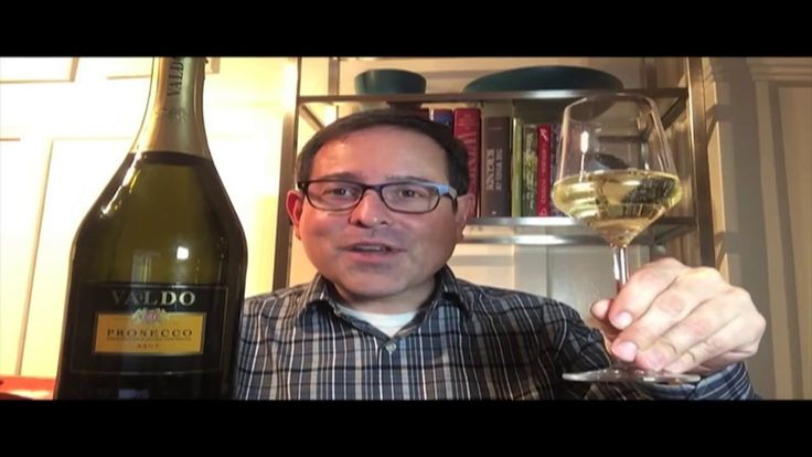 Valdo Prosecco NV 91 Points Episode #2437 - James Melendez