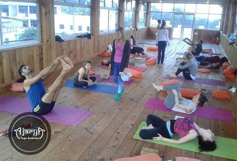 Plan a bright future as Yoga Teacher in Rishikesh this April !!