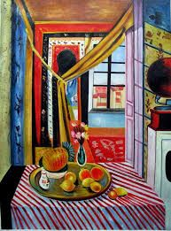 Image result for matisse paintings windows series