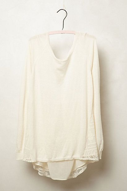 Averly Pullover #anthropologie