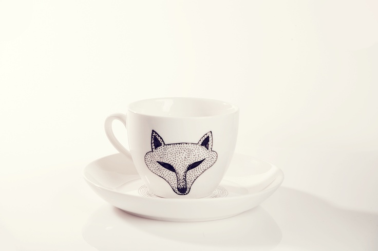 Porcelanas hechas a mano /Hand made porcelain, Made in Chile