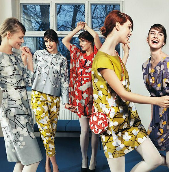 Marimekko Styling Bash; Cult Gaia at Bloomie's; More!