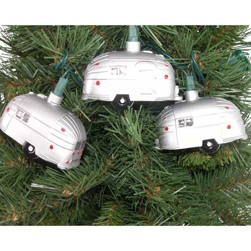 airstream christmas lights how damn cute find for mom and dad - Christmas Light Sales