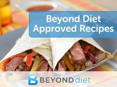 Recipes from around the Internet, all approved by Isabel for use on Beyond Diet.