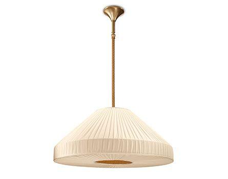 New Rohan classic pendant lamp #jaquesgarcia #zonca #zoncalighting