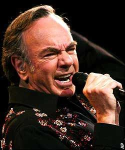 Neil Diamond... Saw him in 1989 and 2005