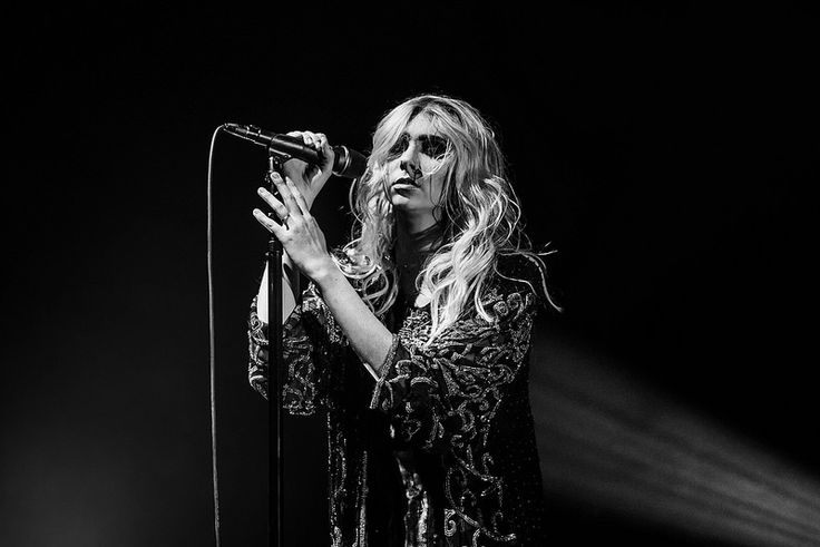 Taylor Momsen of The Pretty Reckless by Eric Brisson