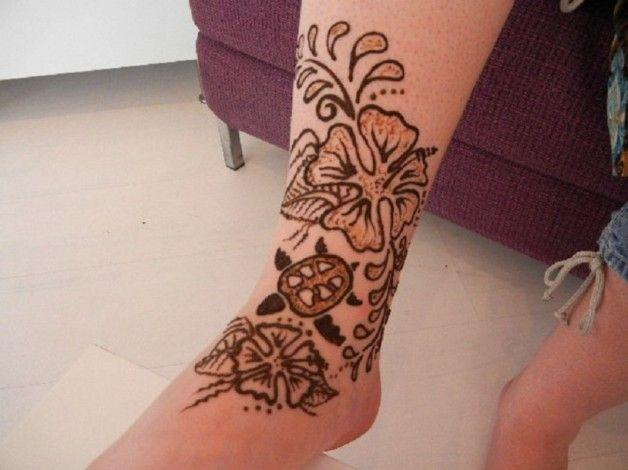 henna flower designs for feet. amazing henna tattoo design on foot inofashionstylecom flower designs for feet